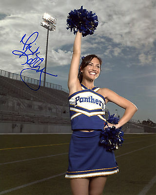 Minka Kelly - Lyla Garrity - Friday Night Lights - Signed Autograph REPRINT