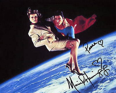 Mariel Hemingway - Lacy Warfield - Superman IV - Signed Autograph REPRINT