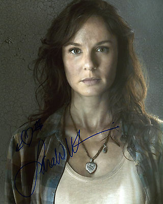 Sarah Wayne Callies - Lori Grimes - The Walking Dead - Signed Autograph REPRINT