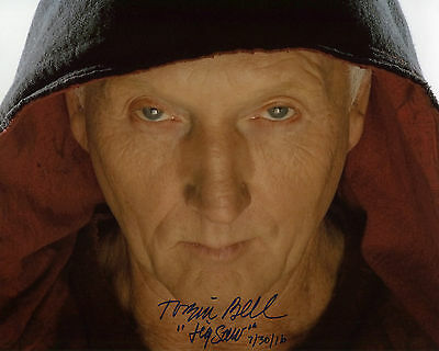 Tobin Bell - Jigsaw - Saw - Signed Autograph REPRINT