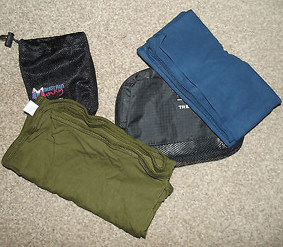 Army Private Purchase Super Absorbent Compact Field Towels X 2 - New