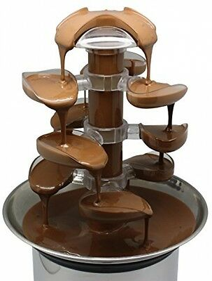 NEW Cascade Great Taste Chocolate Fountain - Chocolate Fountains