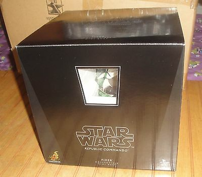 Gentle Giant Fixer Republic Commando Star Wars Mini Bust #298 New/sealed In Box