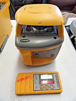 Trimble Spectra Precision LL600 Level with David White LD-18N Receiver