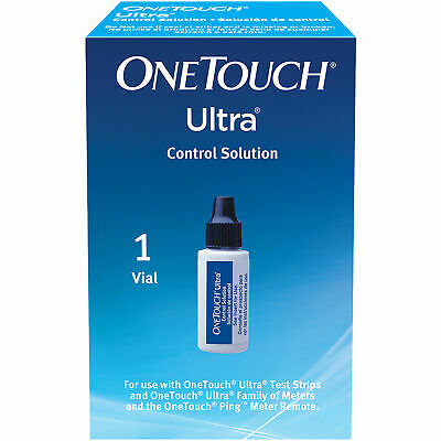 Onetouch Ultra Control Solution Life Scan (Pack Of 6)