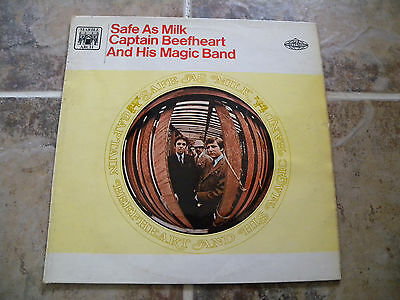 Captain Beefheart & his Magic Band Safe as Milk Marble Arch Pye 1117 Mono 1967