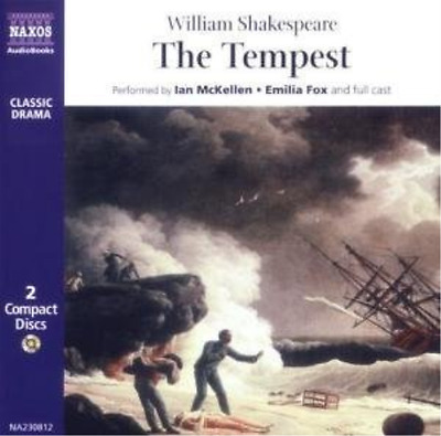 Shakespeare-Shakespeare: The Tempest  (Us Import)  Cd New