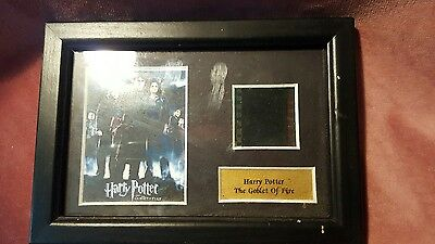 Harry Potter Goblet of Fire 1 x 10 film cell