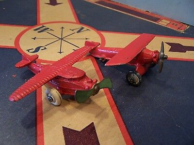 Kansas Toy & Novelty Co. Airplanes