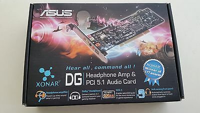 ASUS SONAR DG  PCI   5.1 Dolby Surround