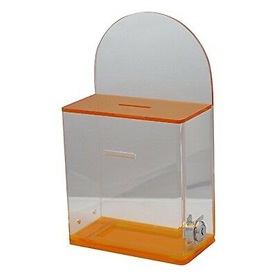 My Charity Boxes - Donation Box - Ballot Box - Ticket Box - Tip Container w/ ...