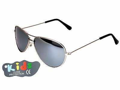 Small Frame Aviator Sunglasses  new kid s retro child s vintage small round clear seeing glasses