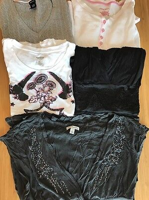 Lot Of Women's L Tops And Shirts