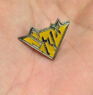 Rare! 1980 Styx Rock & Roll Band Concert Exclusive Guitar Lapel Hat Tie Pin