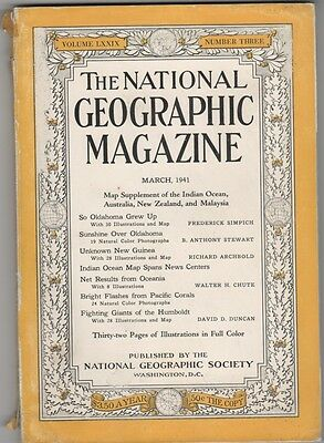 National Geographic - March 1941 - So Oklahoma grew up