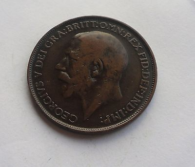 1912 Penny, George V. Lovely Condition.