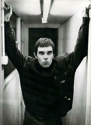 IAN BROWN The Stone Roses - Vintage Magazine Picture / Photo Cutting - RARE