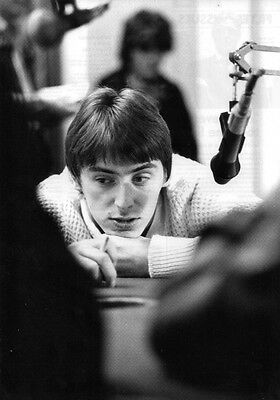 Paul Weller, The Jam, Mod - Full Page Magazine Picture Photo Cutting