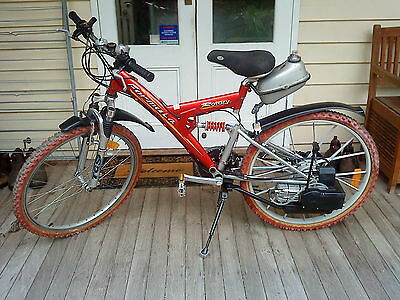 7 Day Motorised Bicycle Hire Voucher (Conditions Apply)