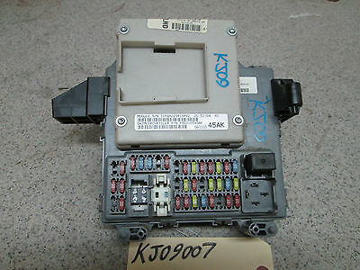 05 jeep liberty fuse box relay center body control computer module 05 jeep liberty fuse box relay center body control computer module 56010545