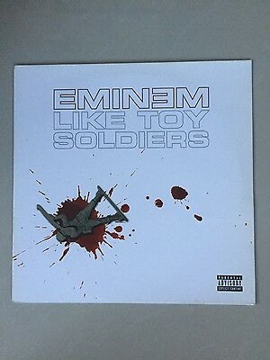 EMINEM - LIKE TOY SOLDIERS - RECORD 12inch SINGLE