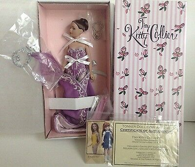 "Modern Doll Special Showgirl 10"" Tiny Kitty Collier, LtdEd 500, Tonner Doll Co."