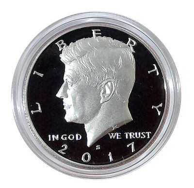 New 2017-S Proof Kennedy Half Dollar, In stock ready to ship!
