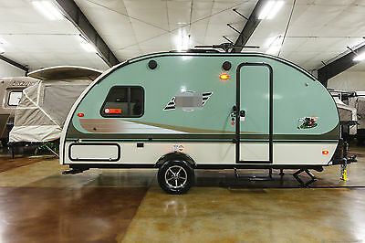 New RP-176T RP176 Slide Out Lite Expandable Hybrid Travel Trailer with Bunks