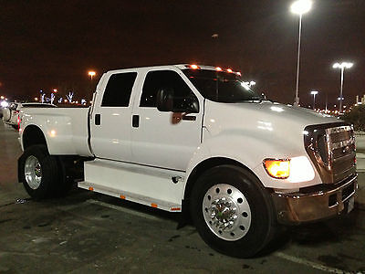 2006 Ford Other Pickups XLT Ford F650 XLT Super Truck