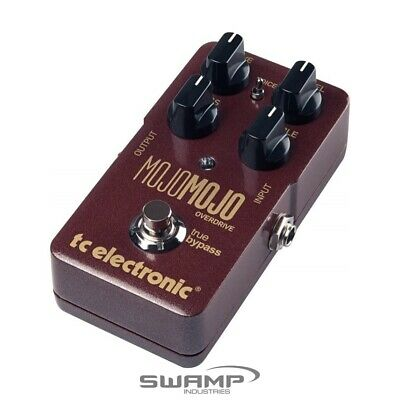 TC-Electronic MojoMojo- Distortion Guitar Effects Pedal
