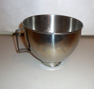 KitchenAid K45 Stainless Steel Mixing Bowl with Handle