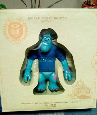 New York Toy Fair Exclusive 2013 Monster University Sulley Disney Pixar