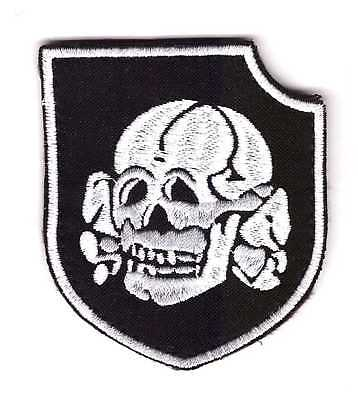 Army Tactical Morale Biker Patch Pirate Skull & Bones Crossbones