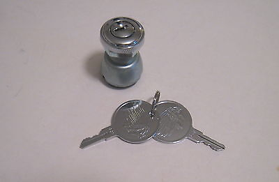 Indian Motorcycle 99-04 Ignition Switch with 2 Keys, 94-011