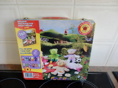 2006 Tiny Beanie Kids Collector Case Sealed *EMPTY*