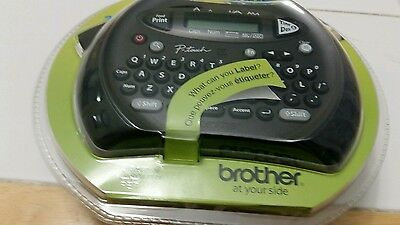 Brother P-Touch PT-70 Electronic Label Maker,Black
