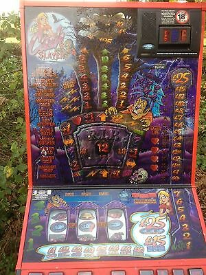 Cashslayer fruit machine