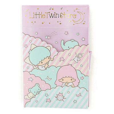 Little Twin Stars Point card case F/S SANRIO from JAPAN