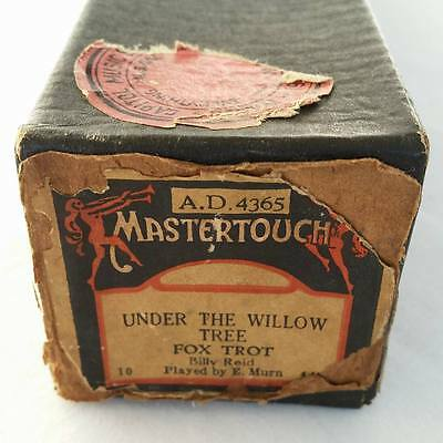 Pianola Piano Roll Under The Willow Tree - foxtrot  Mastertouch AD 4365 - 049