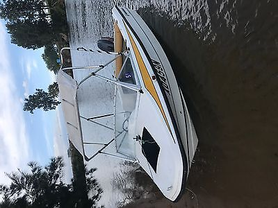 Motor Boat with Fully Serviced 30HP Mariner