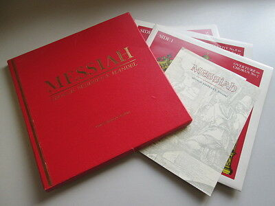 Good - Messiah (box set of 3 x long playing records plus booklet) George Frederi