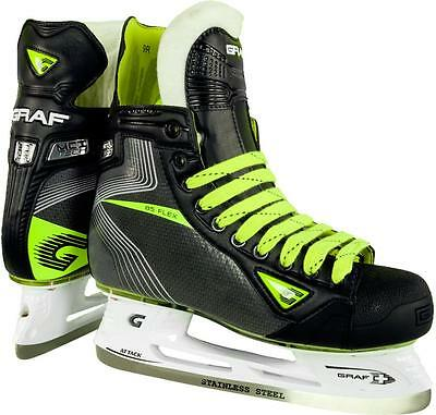 Graf Supra G5035 Ice Hockey Skates Size Senior Hokejam.co.uk