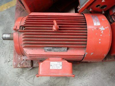Gec 30Hp 3 Phase Electric Motor/ 1450Rpm