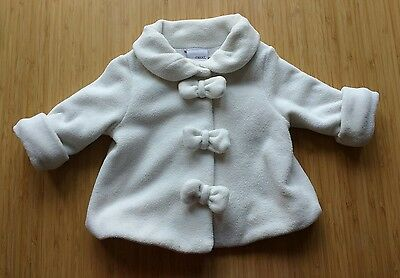 Next gorgeous baby girl coat 3-6 months