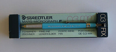 Staedtler Mars Micrograph F 770 13 Mechanical Drafting 0.3Mm Pencil