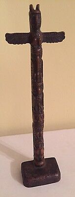 Boma 14cm Totem Pole. Made In Canada