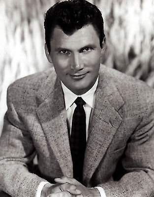Jack Palance Film Actor Glossy Black & White Photo Picture Print A4