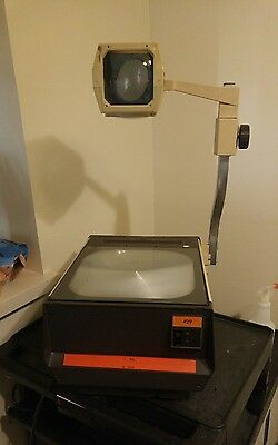 3M OVERHEAD PROJECTOR Presentation Education Display Device Model #429