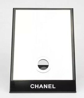 Brand New Large Multifunctional CHANEL MakeUp Cosmetic Tissue/Mirror VIP Gift