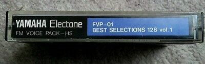 Yamaha Electone Voice Pack FVP-01